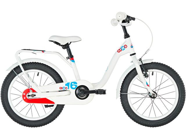 s'cool niXe 16 - Vélo enfant - steel blanc